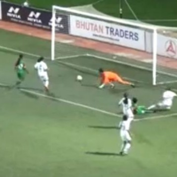 পাকিস্তানকে ১৪-০ গোলে পরাজিত করেছে বাংলাদেশ ফুটবল দল।