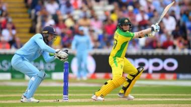 অস্ট্রেলিয়াকে ২২৩ রানেই অলআউট করে দিল ইংল্যান্ড।
